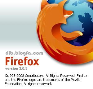 فایر فاکس نسخه 3.0.3